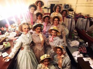 National Gilbert and Sullivan Opera company UK tour 2016