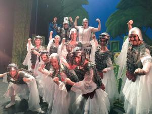 National Gilbert and Sullivan Opera company UK tour 2017
