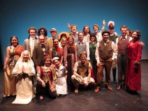 RCM Opera Scenes - Mozart's Cosi fan tuttePhoto credit: Laura Pearse